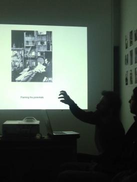 Presentation about Narration